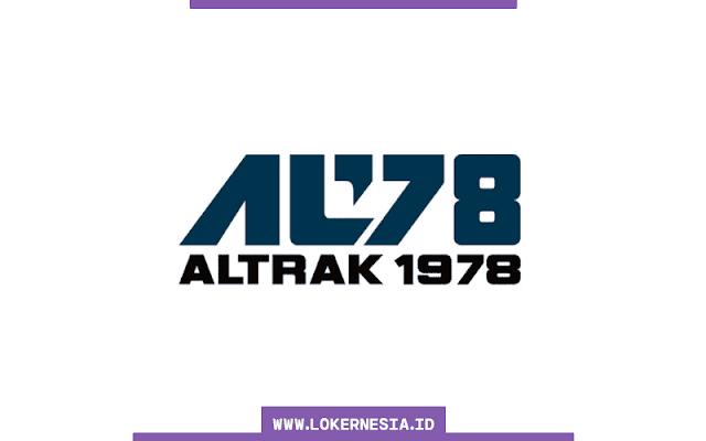 Lowongan Kerja Altrak 1978 Bogor Juni 2021