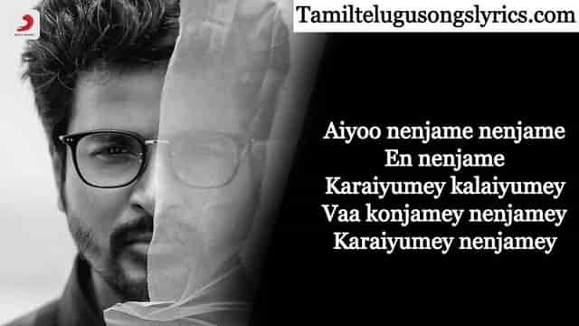 Nenjame Nenjame Song Lyrics In English | Tamil
