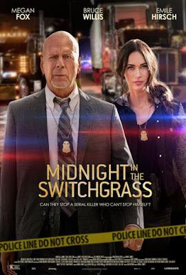 Midnight In The Switchgrass, Filme de Ação Que Juntou Megan Fox e Machine Gun Kelly, Estreia em Julho em VOD nos Estados unidos