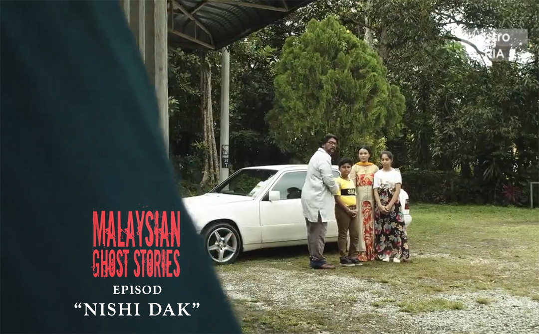 Malaysian Ghost Stories Episod 17 Nishi Dak