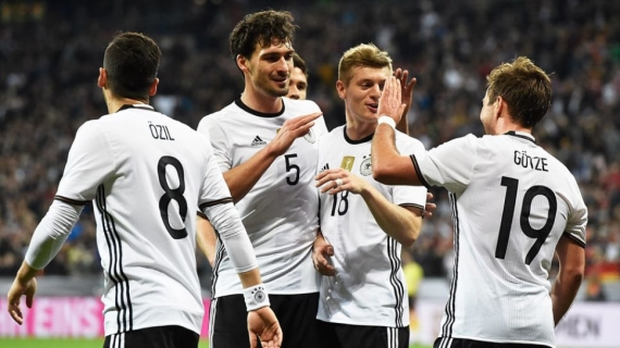 Jesse Nagel has tipped Germany to win the tournament at 9/2.