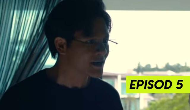 Drama Takdir Yang Tertulis Episod 5 Full
