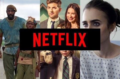 6 Mejores películas de Netflix 2018 para ver