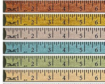 Free Printable Ruler