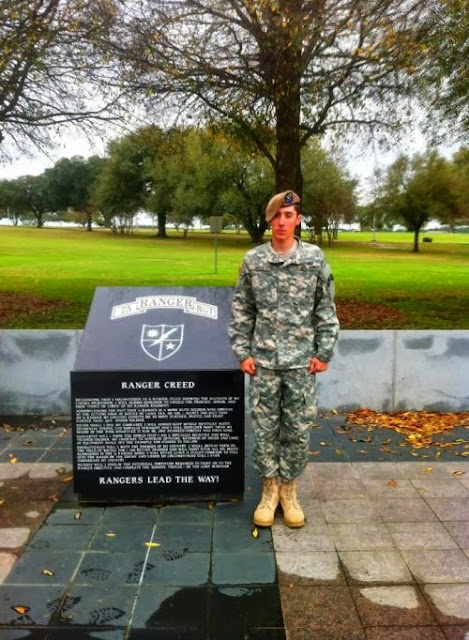 This is the story of American Hero, Sean Pesce
