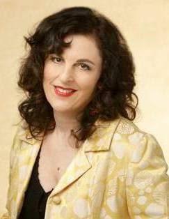 Lisa B (Lisa Bernstein), singer, poet, intuitive consultant