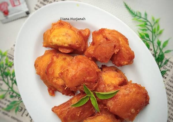Filet Ayam Lumur Goreng Tepung