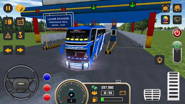 Mobile Bus Simulator - 3D Android Game