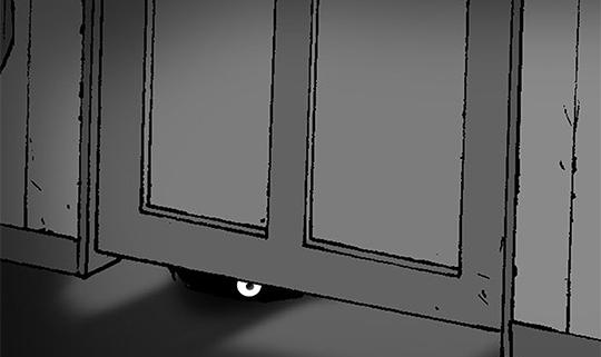 Silent Horror chap 156: Dưới cánh cửa