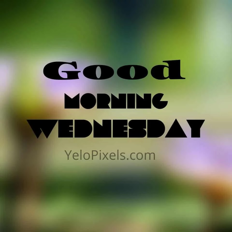 good-morning-wednesday-image