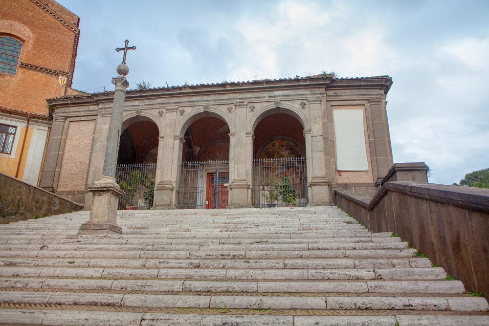 Gemonian stairs