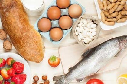5 Jenis makanan sehat yang baik untuk ibu menyusui