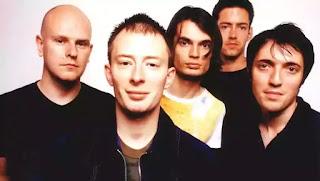 Material inédito dos Radiohead