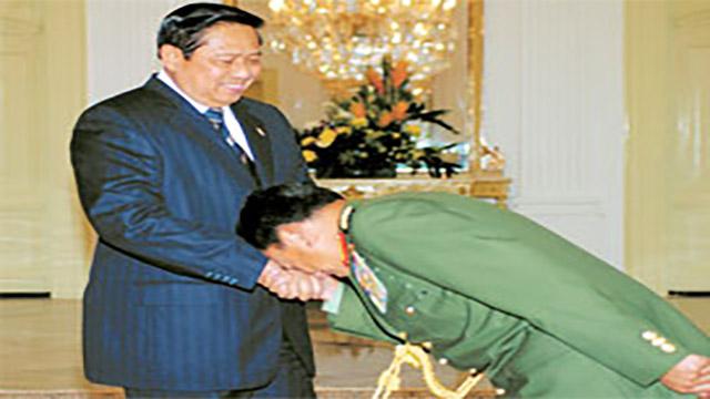 Kritik Jokowi soal Natuna, Demokrat Ingatkan SBY Ajak Perang Malaysia