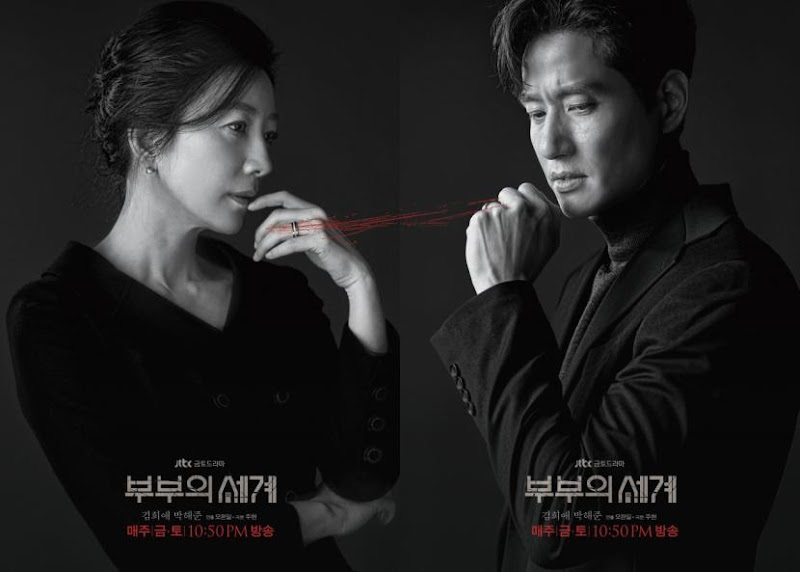 The World of Married Couple / The World of the Married (KDrama Review)