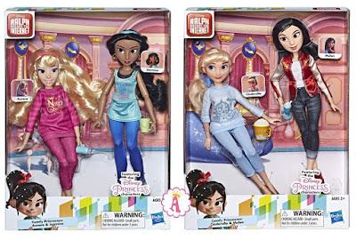 """Куклы Disney Princess из мультфильма """"Ральф против интернета"""""""
