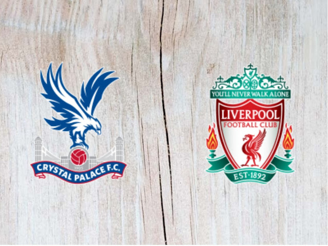 Watch Crystal Palace vs Liverpool Full Match & Highlights - 20 August 2018