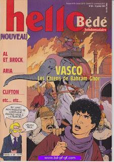 Hello-Bébé, numéro 29 , 1991, Vasco: les chiens de Bâhrâm Ghör