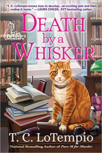 Death by a Whisker, by T. C. LoTempio