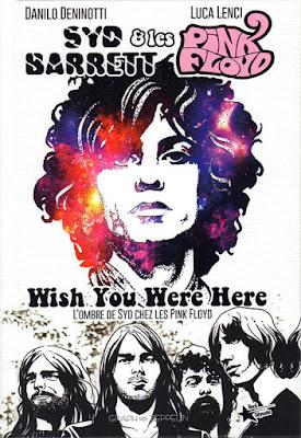 Syd Barrett & les Pink Floyd aux éditions Graph Zeppelin