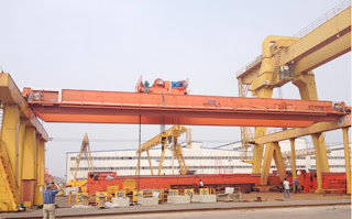 QD Overhead Crane Test