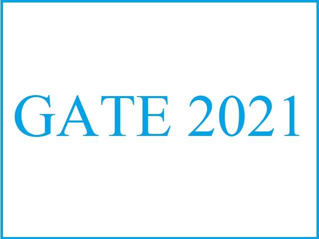 GATE 2021: Exam Dates