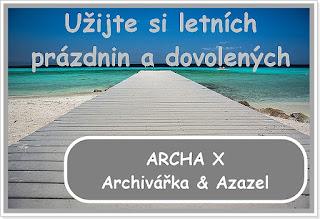 Prázdniny Archa X