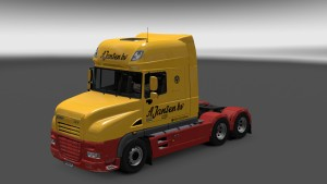 A.Jansen bv Skin for DAF XT