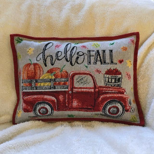 No Sew DIY Placemat Throw Pillow