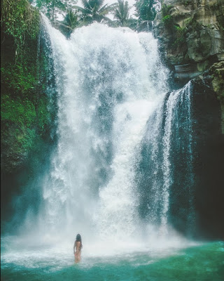 Air Terjun Ubud Bali