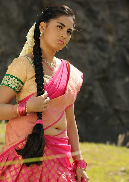 Actress Srushti