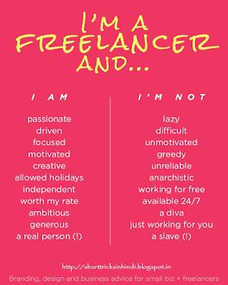 Freelance writer meaning in hindi