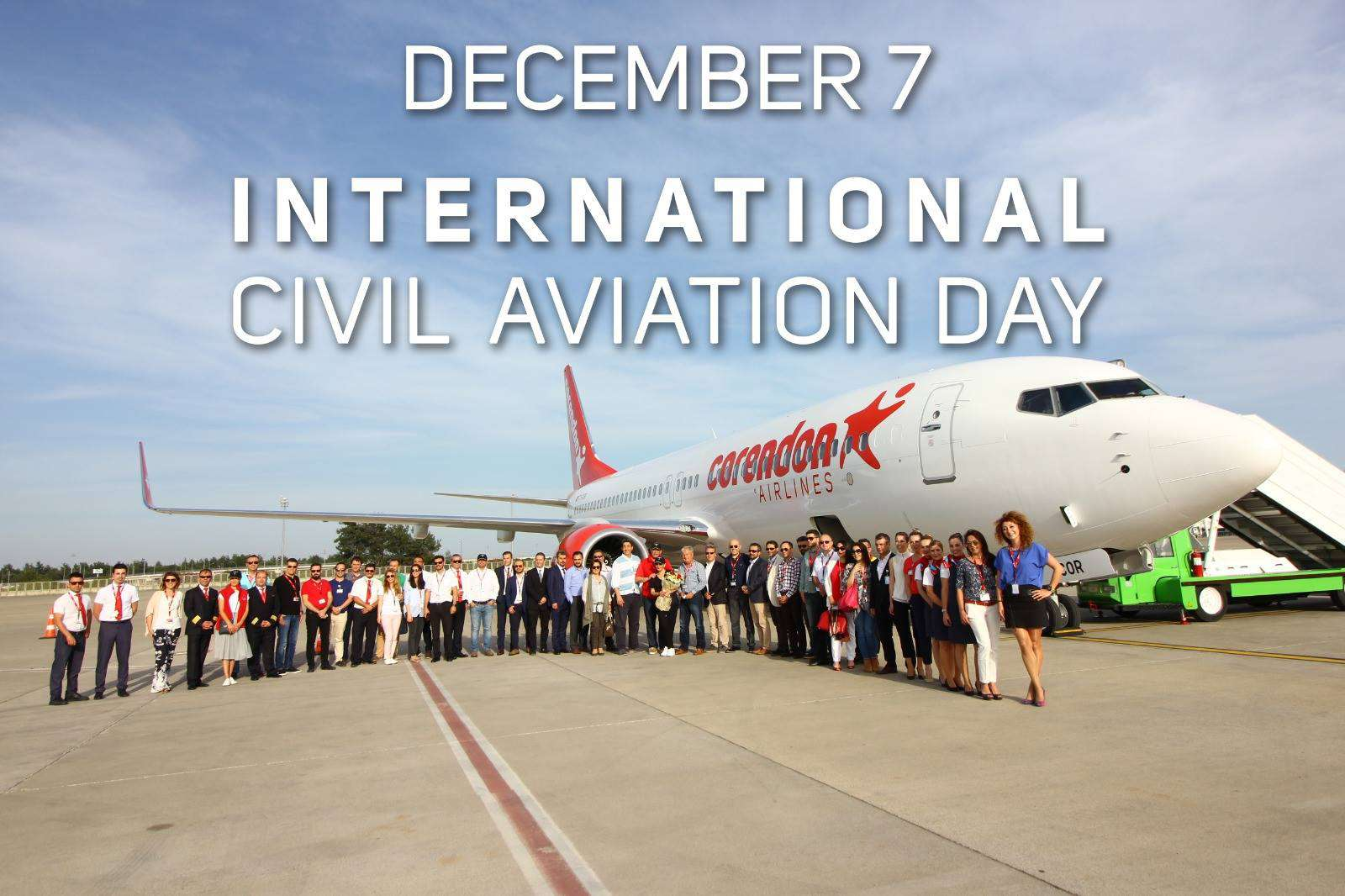 International Civil Aviation Day Wishes