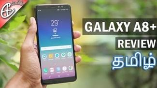 Samsung Galaxy A8+ | A8 Plus (2018) Review! | Tamil