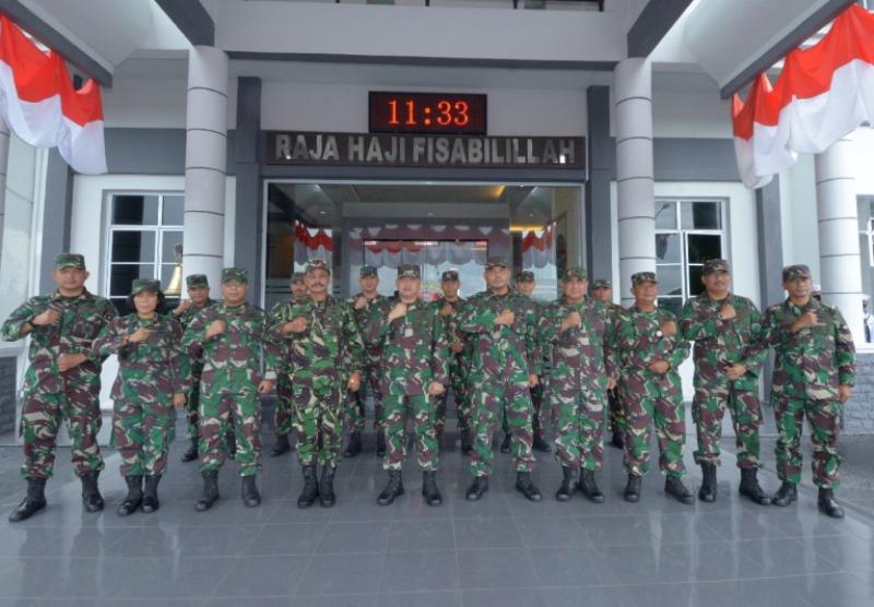 Sospal Gelar Acara Bimtek Latihan Operasi dan Sosialisasi RB