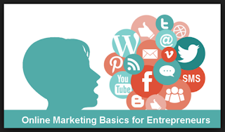 Learning the Basics in Online Marketing