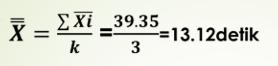 hitung rata - rata dari harga rata rata sub group