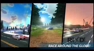 Download Kumpulan game balap MOD APK offline