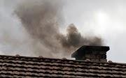 Eldugult egy kazán füstcsöve Debrecenben