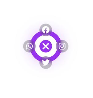 Share Button Using CSS   share button html css