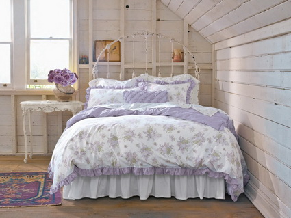 Lilac Bedrooms With Nice Colors 2