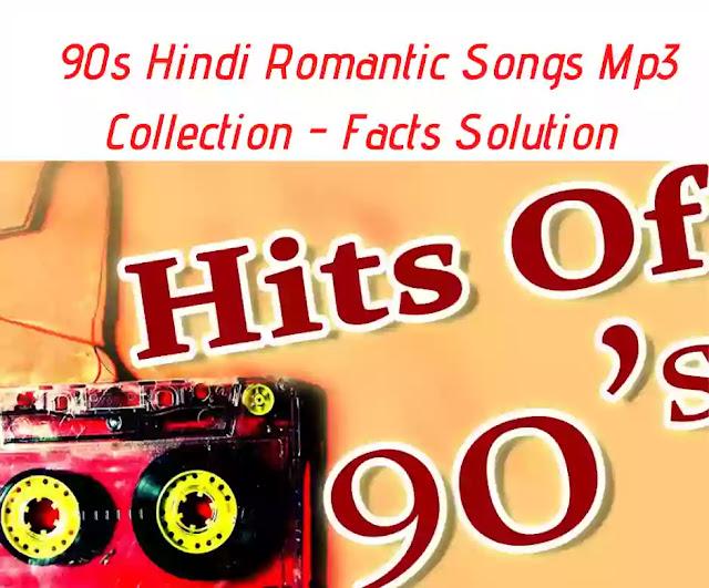 Hindi Songs Mp3 List