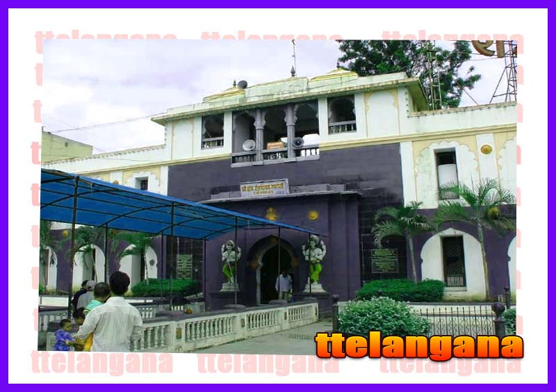 Ranjangaon Ganpati Temple Maharashtra Full Details