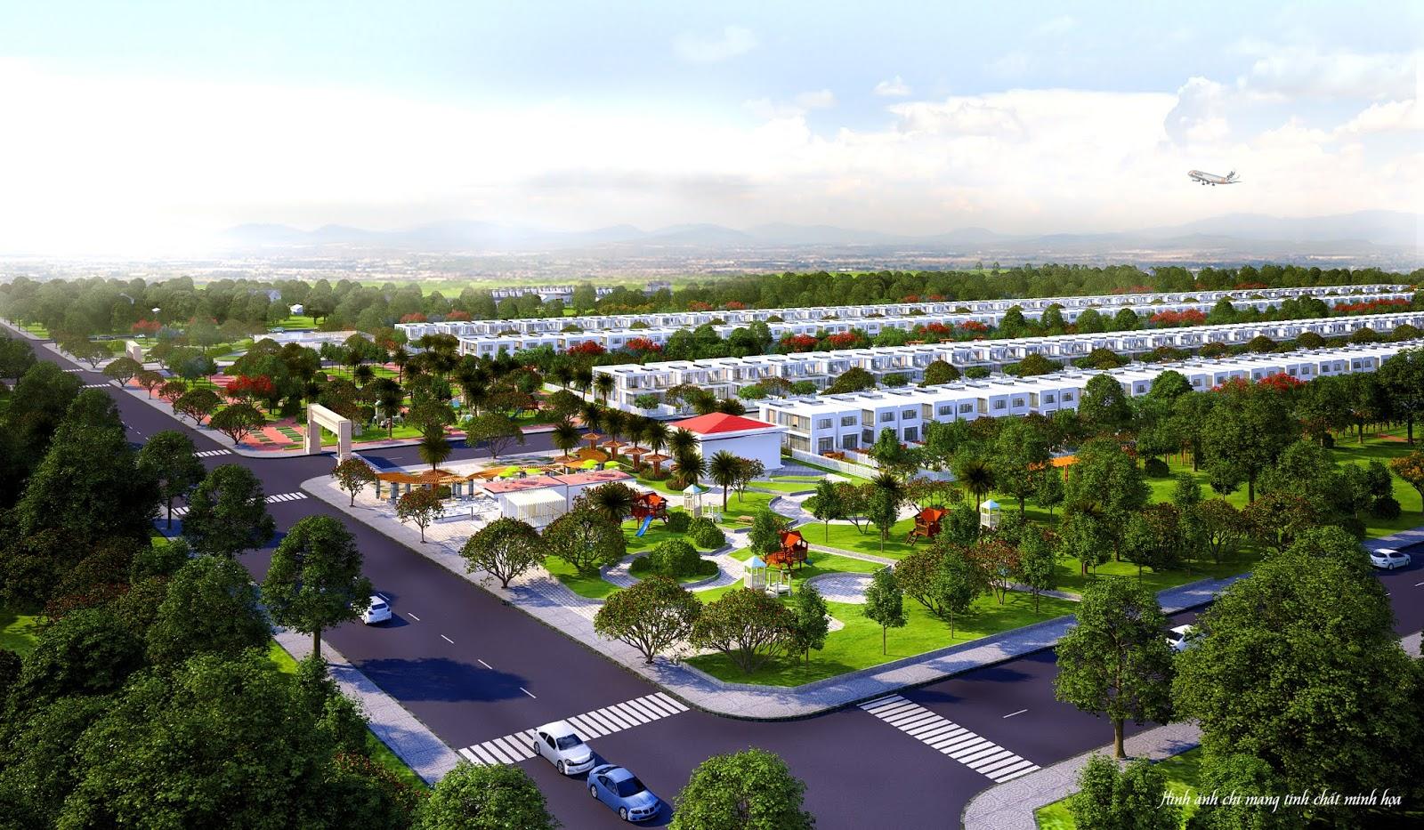 Phú Mỹ Future City - Khu Đô Thị Xanh giữa Thành Phố Cảng