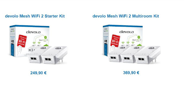 devolo lança novo sistema Mesh em Portugal - devolo Mesh WiFi 2