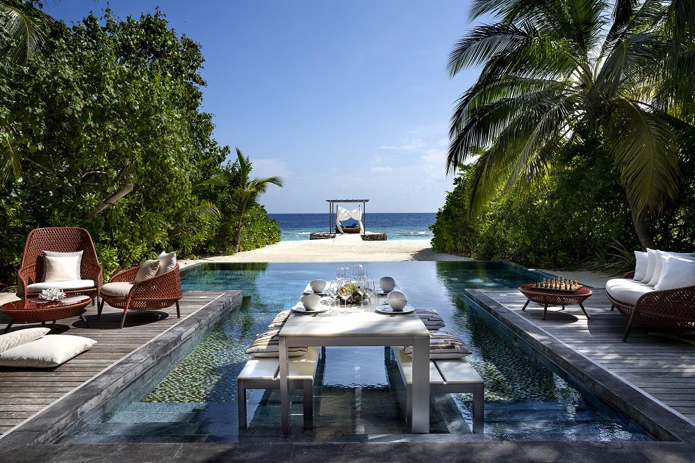 STAY SMALL, STAY PRIVATE AT HUVAFEN FUSHI MALDIVES, MALDIVES