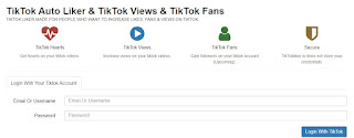 TikTok Auto Liker | TikTok Auto Fans | TikTok Auto Followers,TikTok Auto Liker Trick