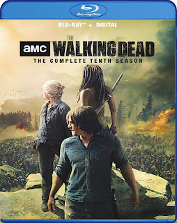 The Walking Dead – Temporada 10 [6xBD25] *Con Audio Latino