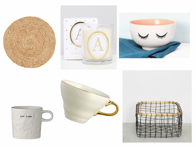 déco avec cyrillus, hema, pimkie, bird on the Wire, H&M Home, twicy store