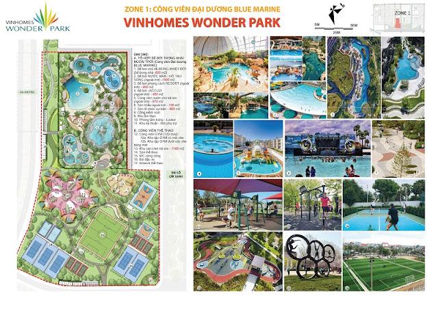 Mở bán Vinhomes Wonder Park Đan Phượng dự án Biệt thự Liền kề shophouse và chung cư cao cấp